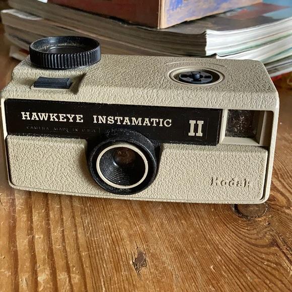 Vintage Kodak Hawkeye Instamatic 2
